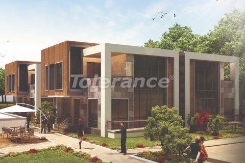 Продажа виллы в Ларе, Анталья, Турция 4+1, 225м2, №3408 – фото 1