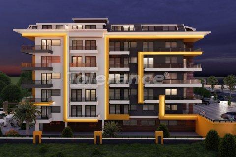 Продажа квартиры в Аланье, Анталья, Турция 2+1, №3248 – фото 6