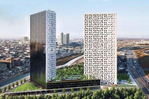 Продажа квартиры в Стамбуле, Турция 1+1, 63м2, №2966 – фото 1