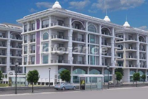 Продажа квартиры в Аланье, Анталья, Турция 2+1, №5474 – фото 1
