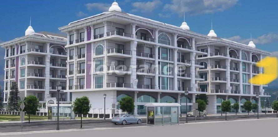 Квартира 2+1 в Аланье, Анталья, Турция №5474