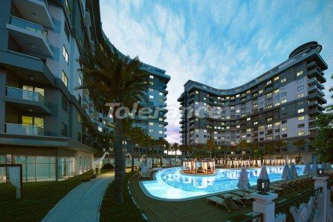 Продажа квартиры в Махмутларе, Анталья, Турция 1+1, №3296 – фото 4