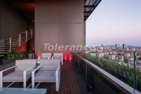 Продажа квартиры в Стамбуле, Турция 1+1, 97м2, №25235 – фото 3
