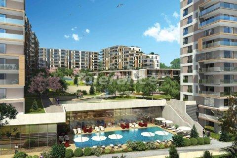Продажа квартиры в Стамбуле, Турция 1+1, 75м2, №2950 – фото 3