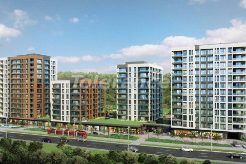 Продажа квартиры в Стамбуле, Турция студия, 31м2, №2948 – фото 3