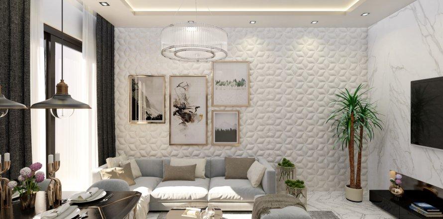 Квартира 1+1 в Аланье, Анталья, Турция №27916