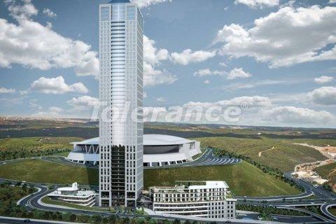 Продажа квартиры в Стамбуле, Турция студия, 63м2, №3773 – фото 5