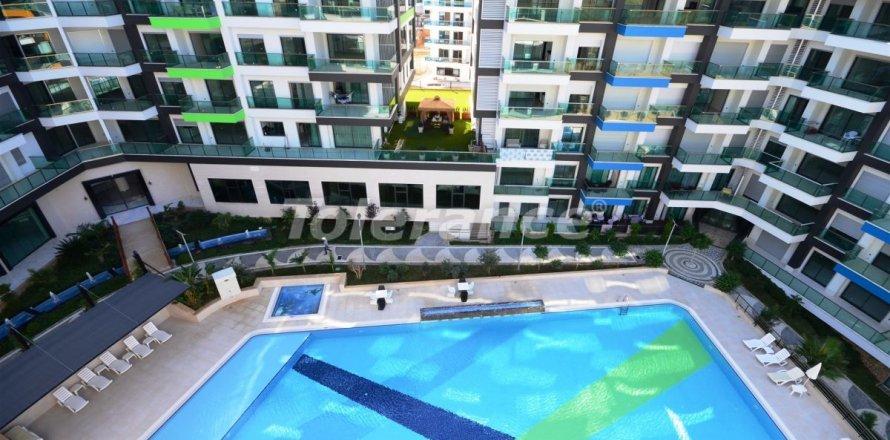 Квартира 2+1 в Аланье, Анталья, Турция №3441