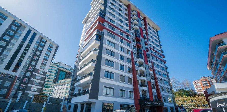 Квартира 2+1 в Махмутларе, Анталья, Турция №27472