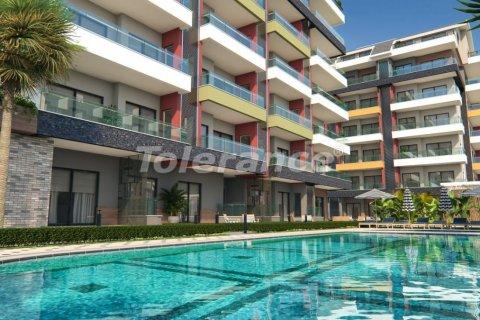 Продажа квартиры в Аланье, Анталья, Турция 1+1, №3097 – фото 1