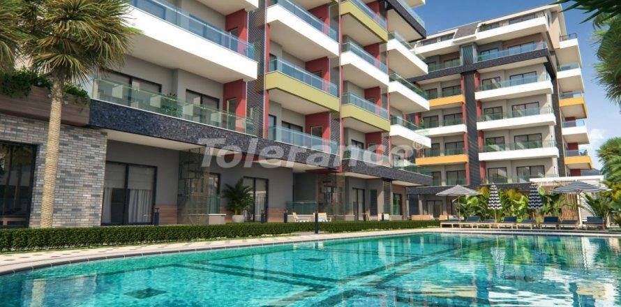 Квартира 1+1 в Аланье, Анталья, Турция №3097