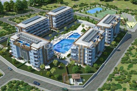 Продажа квартиры в Аланье, Анталья, Турция 1+1, №3250 – фото 1