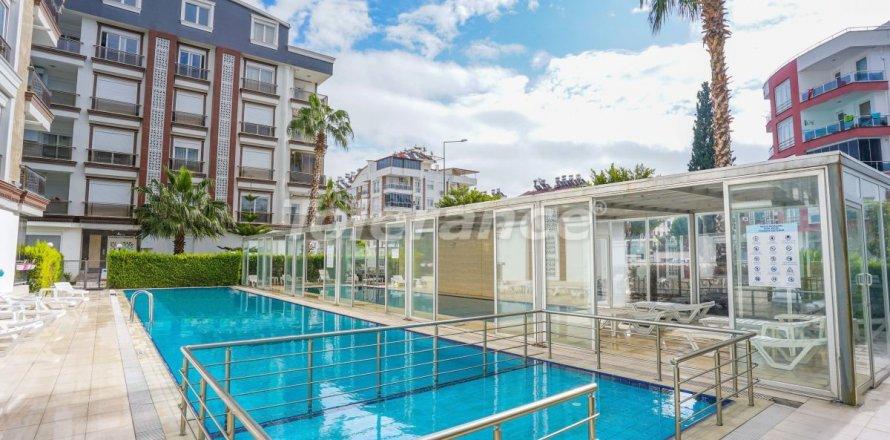 Квартира 1+1 в Коньяалты, Анталья, Турция №3482
