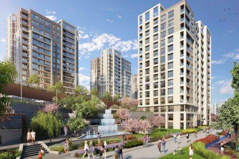 Продажа квартиры в Стамбуле, Турция 2+1, №3814 – фото 1