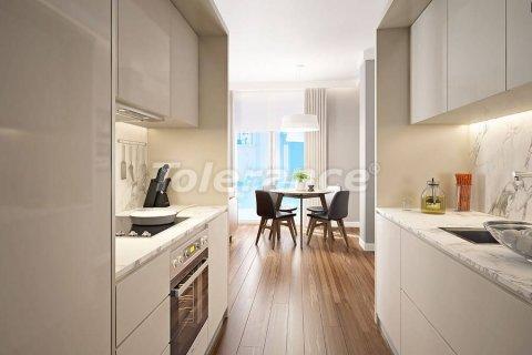 Продажа квартиры в Стамбуле, Турция 1+1, 51м2, №3342 – фото 14