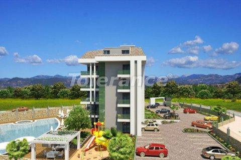 Продажа квартиры в Аланье, Анталья, Турция 3+1, №3230 – фото 10