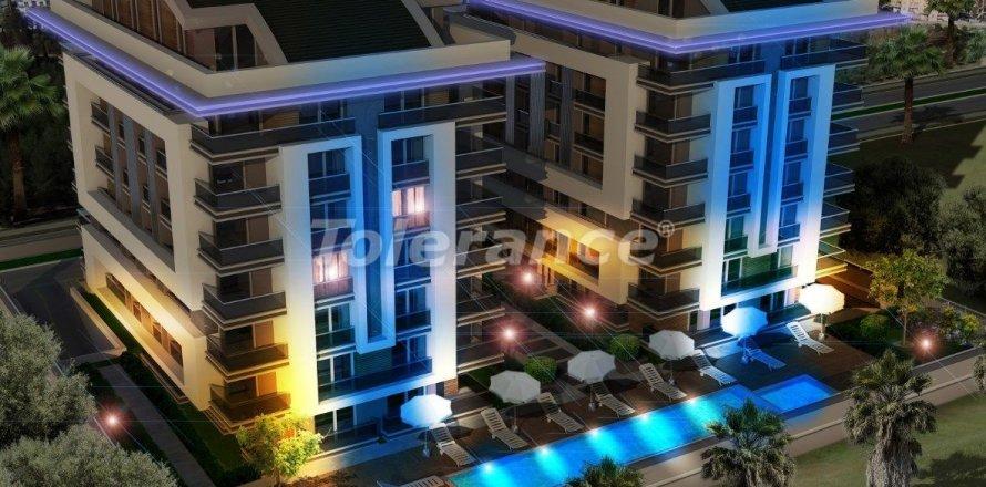 Квартира 3+1 в Коньяалты, Анталья, Турция №3107