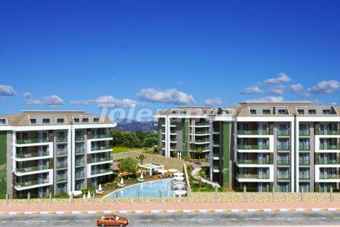 Продажа квартиры в Аланье, Анталья, Турция 3+1, №3230 – фото 4