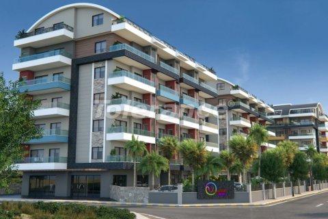 Продажа квартиры в Аланье, Анталья, Турция 1+1, №3097 – фото 8
