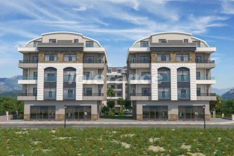 Продажа квартиры в Аланье, Анталья, Турция 2+1, 70м2, №3103 – фото 5