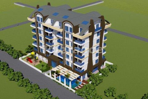Продажа квартиры в Махмутларе, Анталья, Турция 2+1, №3051 – фото 3