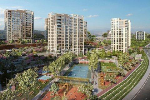 Продажа квартиры в Стамбуле, Турция 2+1, №3814 – фото 2