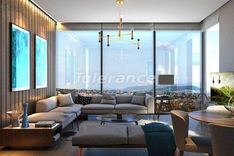 Продажа квартиры в Стамбуле, Турция 1+1, №2969 – фото 5