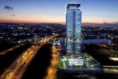 Продажа квартиры в Стамбуле, Турция 1+1, №2969 – фото 19