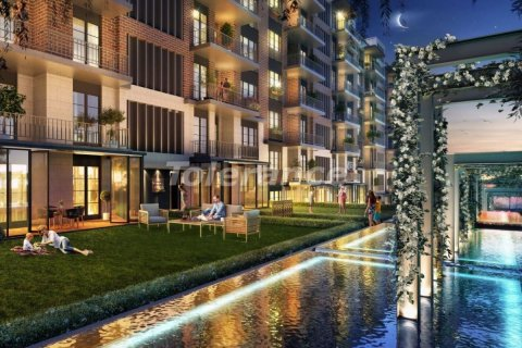 Продажа квартиры в Стамбуле, Турция 1+1, №3036 – фото 20