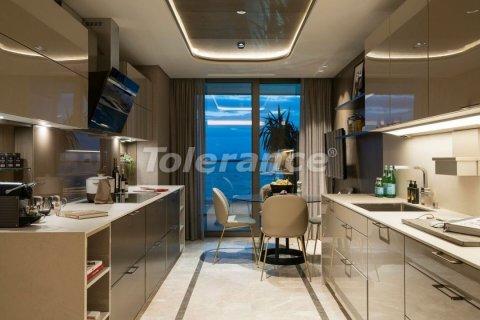 Продажа квартиры в Стамбуле, Турция 1+1, 70м2, №3276 – фото 12