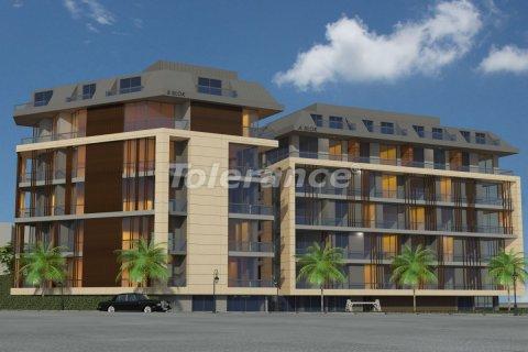 Продажа квартиры в Аланье, Анталья, Турция студия, №3396 – фото 2