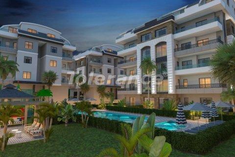 Продажа квартиры в Аланье, Анталья, Турция 2+1, 70м2, №3103 – фото 7