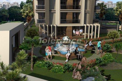 Продажа квартиры в Коньяалты, Анталья, Турция 1+1, 50м2, №3364 – фото 2