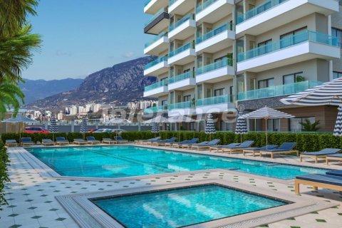 Продажа квартиры в Аланье, Анталья, Турция 2+1, №3093 – фото 2