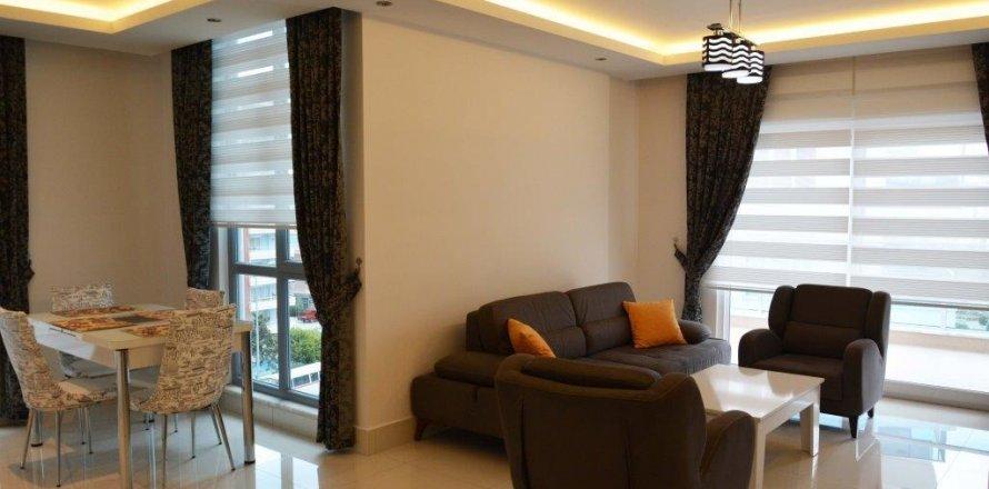 Квартира 2+1 в Тосмуре, Аланья, Анталья, Турция №27573
