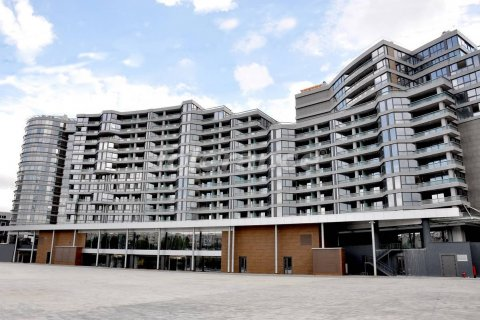 Продажа квартиры в Стамбуле, Турция студия, 71м2, №4671 – фото 6
