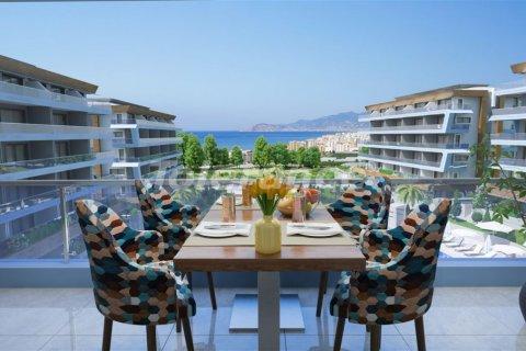 Продажа квартиры в Аланье, Анталья, Турция 1+1, №3250 – фото 4