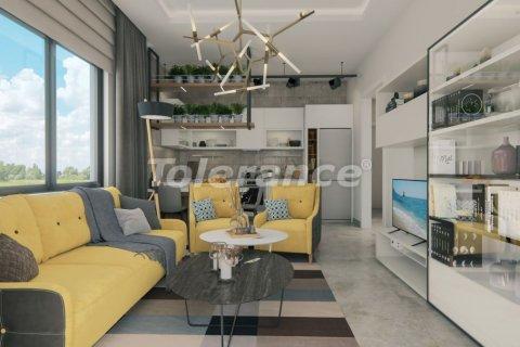 Продажа квартиры в Аланье, Анталья, Турция 1+1, №3097 – фото 14