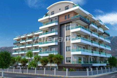 Продажа квартиры в Аланье, Анталья, Турция 2+1, №3093 – фото 1