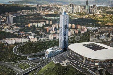 Продажа квартиры в Стамбуле, Турция студия, 63м2, №3773 – фото 1
