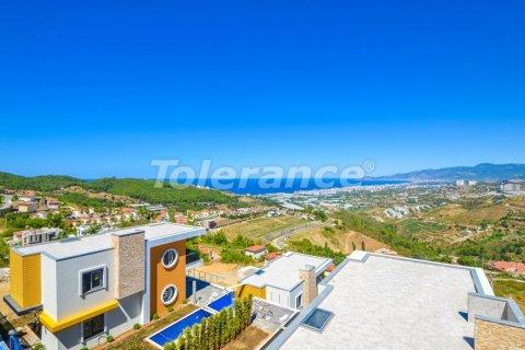 Продажа виллы в Аланье, Анталья, Турция 4+1, №5833 – фото 1