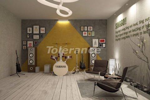 Продажа квартиры в Аланье, Анталья, Турция 1+1, №3250 – фото 11