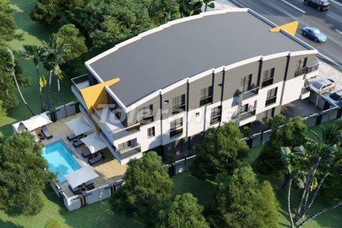 Продажа квартиры в Анталье, Турция 2+1, 65м2, №27827 – фото 2