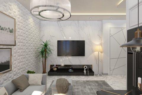 Продажа квартиры в Аланье, Анталья, Турция 1+1, 55м2, №27916 – фото 7