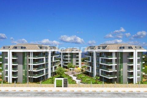 Продажа квартиры в Аланье, Анталья, Турция 3+1, №3230 – фото 1