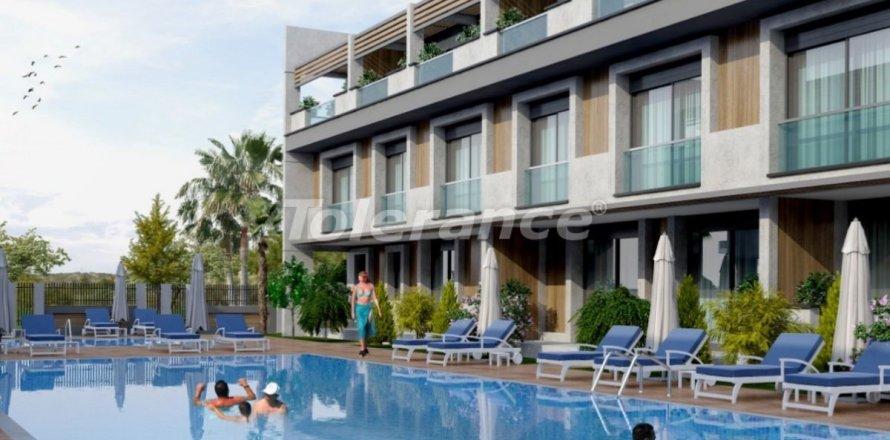 Квартира 3+1 в Анталье, Турция №3008