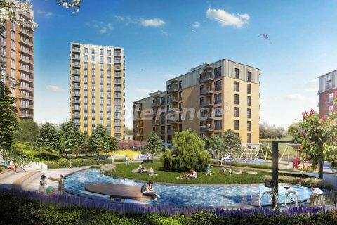 Продажа квартиры в Стамбуле, Турция 1+1, №3036 – фото 3
