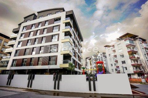Продажа квартиры в Анталье, Турция 2+1, 103м2, №3161 – фото 2