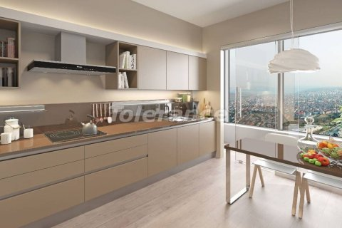 Продажа квартиры в Стамбуле, Турция 1+1, №2969 – фото 14