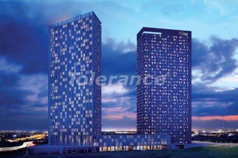 Продажа квартиры в Стамбуле, Турция 1+1, 63м2, №2966 – фото 2